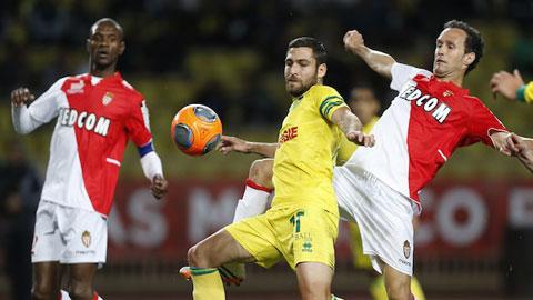 Gazelec Ajaccio vs Monaco