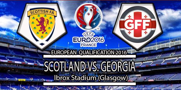 Georgia VS Scotland