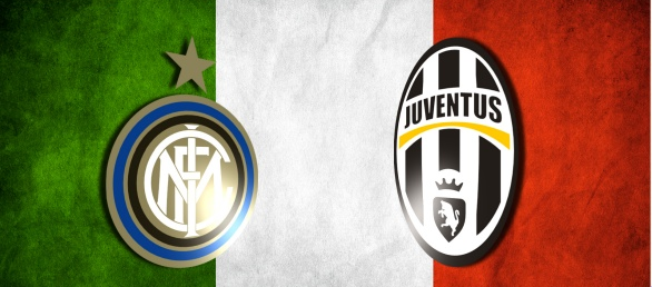 Inter Milan and Juventus