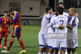 Israel VS Andorra (Euro Qualifying)