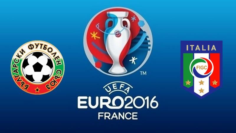 Italy VS Bulgaria live