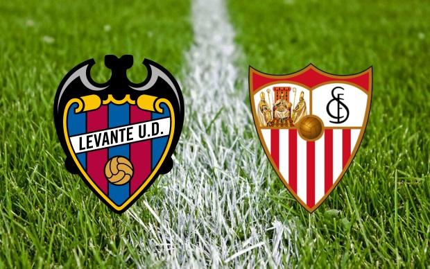 Levante Vs Sevilla live