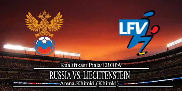 Liechtenstein Vs Russia