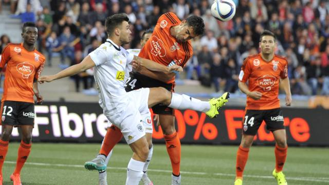 Lorient Vs Angers - French Ligue 1