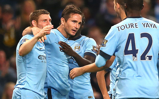 Manchester City Moves 4th Round at Capital One Cup