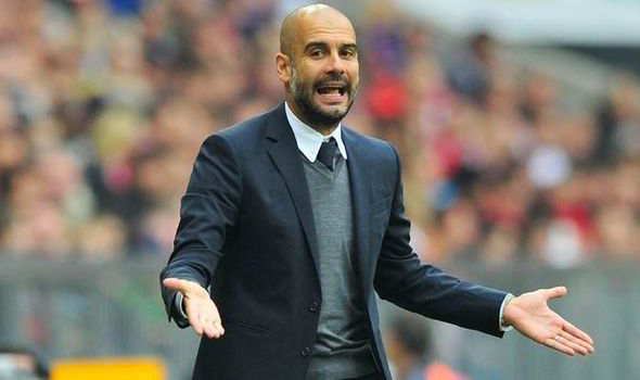 Guardiola hails referee Madley for disallowing Mahrez penalty