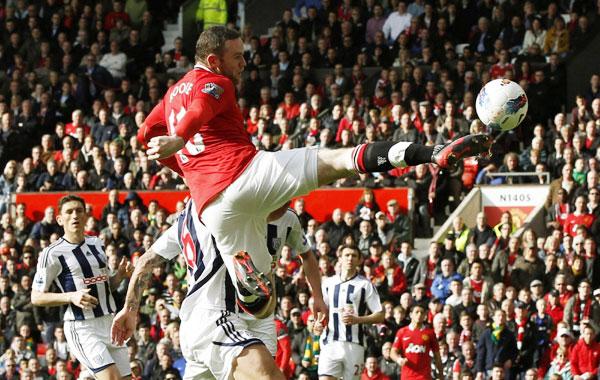 Manchester united goals