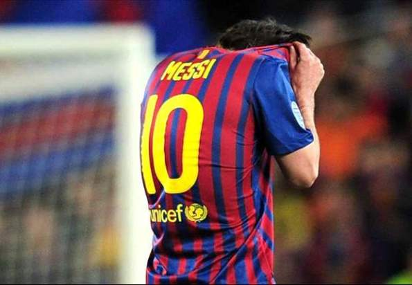 Messi Missed Penalties