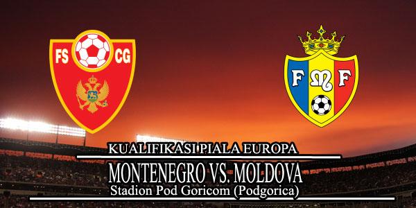 Moldova Vs Montenegro