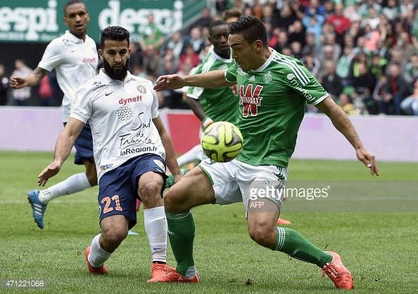 Montpellier Vs St Etienne - French Ligue 1