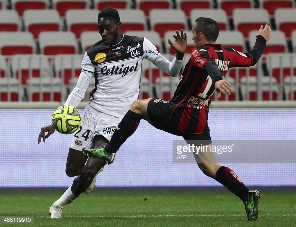 Nice Vs Guingamp - French Ligue 1