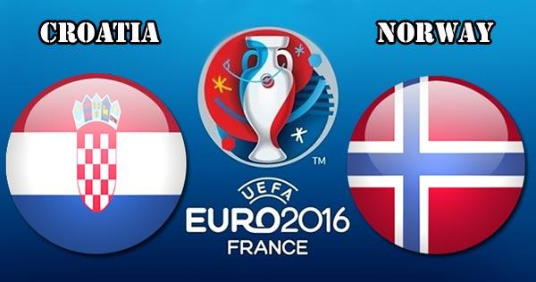 Norway Vs Croatia