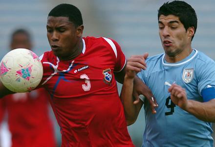 Panama Vs Uruguay