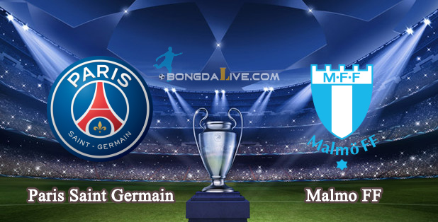 Paris saint Germain Vs Malmo FF