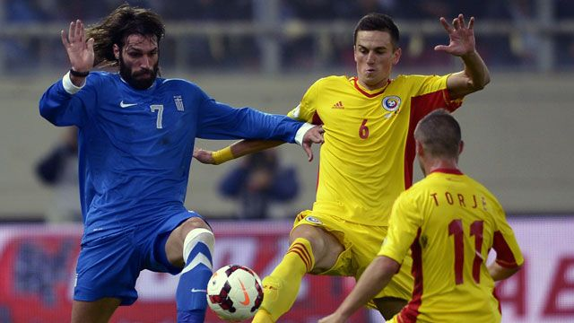 Romania Vs Greece