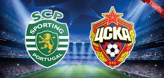 Sporting Lisbon Vs Lokomotiv Moscow live