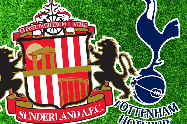 Sunderland Vs Tottenham Hotspur