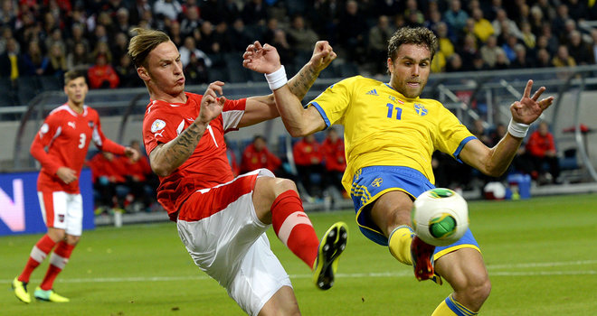 Sweden VS Austria