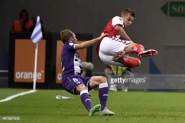 Toulouse Vs Reims - French Ligue 1