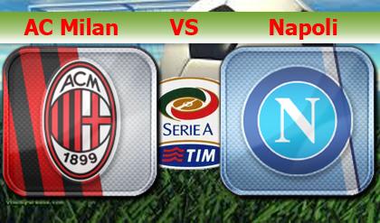 AC Milan Vs Napoli live