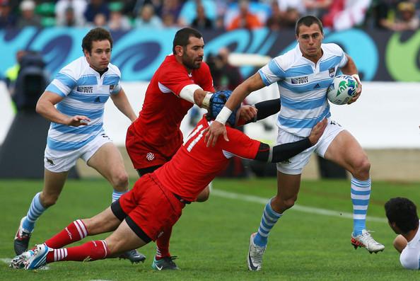 Argentina Vs Tonga