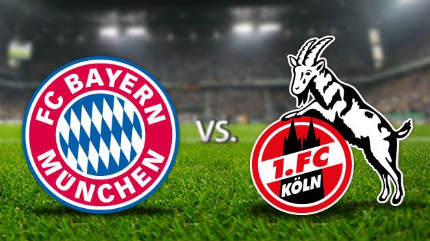 Fc Köln Gegen Bayern