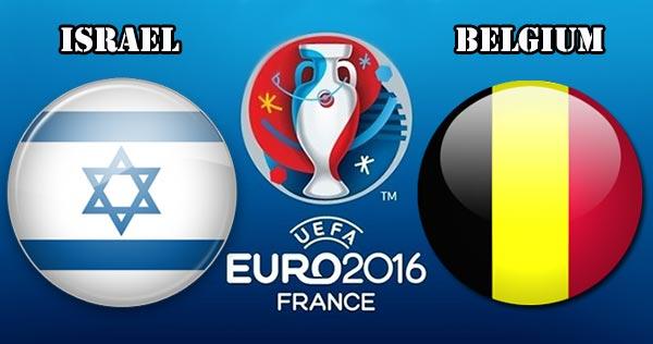 Belgium Vs Israel