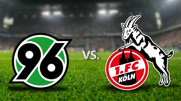 Cologne Vs Hannover 96