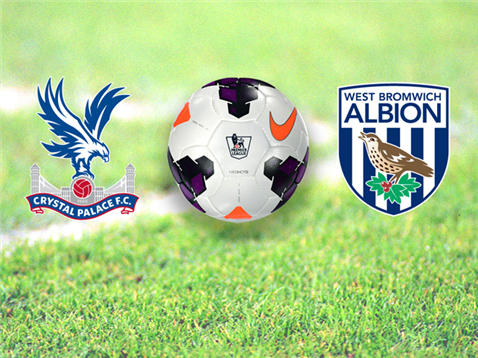 Crystal Palace Vs West Brom live