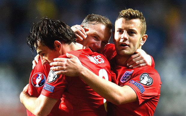 England Vs Estonia