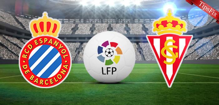 Espanyol Vs Sporting Gijon