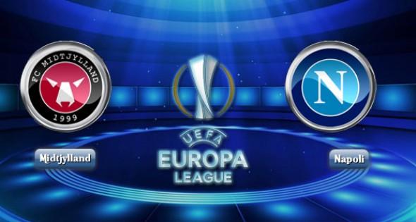 FC Midtjylland Vs Napoli