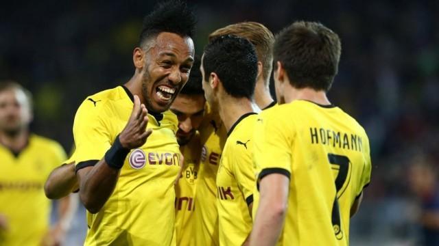 FK Qabala Vs Borussia Dortmund