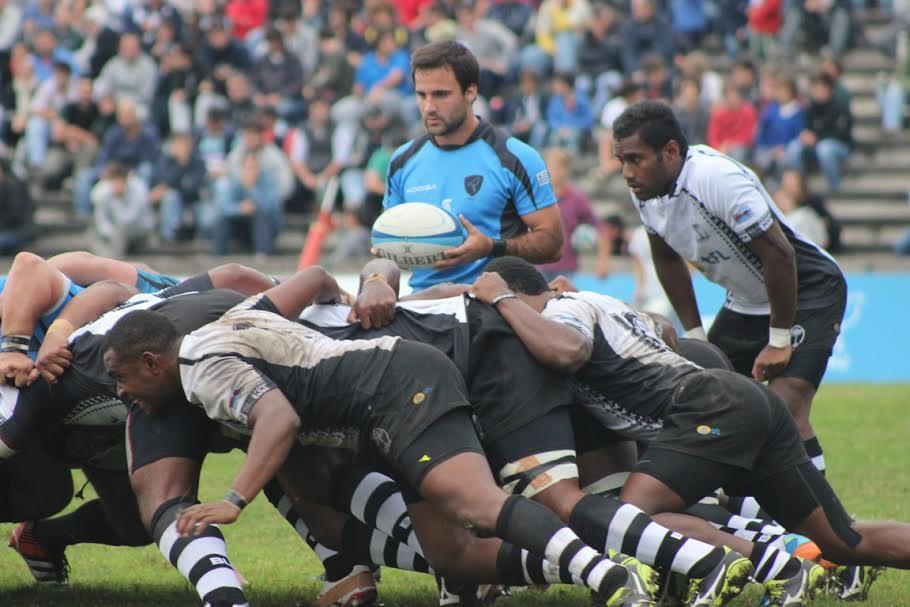 Fiji Vs Uruguay Rugby