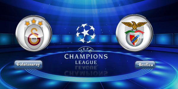 Galatasaray VS Benfica