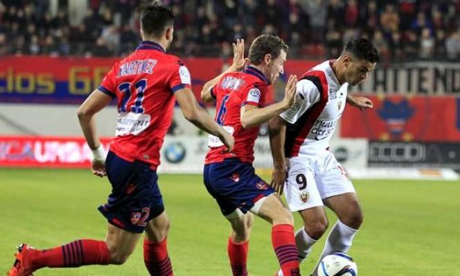 Gazelec Ajaccio Vs Bordeaux