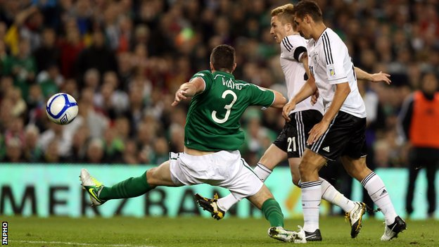 Germany Vs Republic of Ireland