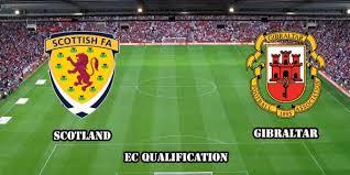 Gibraltar Vs Scotland