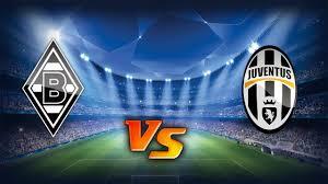 Juventus Vs Borussia Monchengladbach