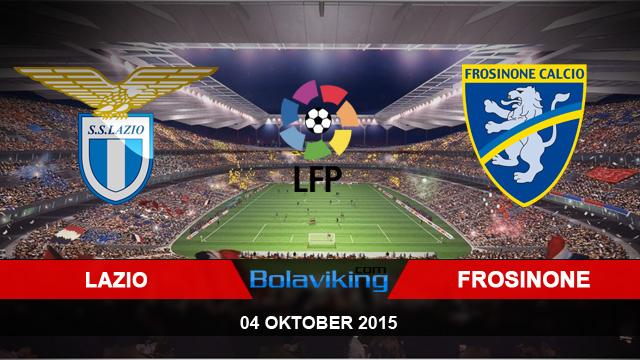 Lazio Vs Frosinone