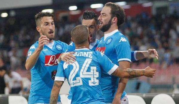 Legia Warsaw Vs Napoli