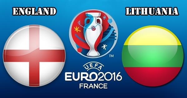 Lithuania Vs England