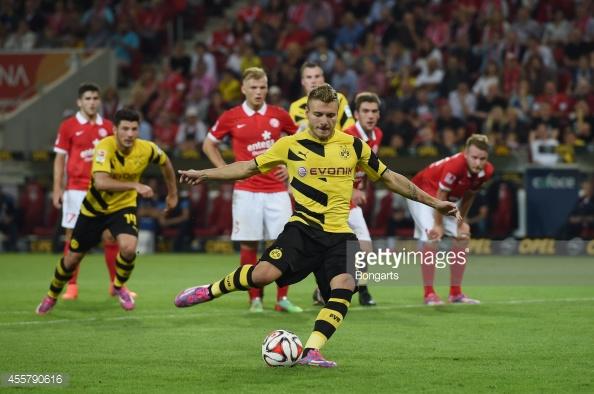 Mainz 05 Vs Borussia Dortmund (Bundesliga)