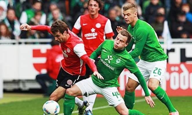 Mainz Vs Werder Bremen live