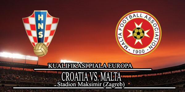 Malta Vs Croatia