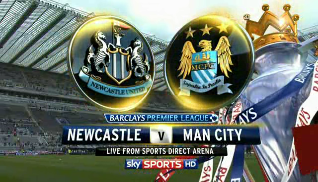 Manchester City Vs Newcastle United live