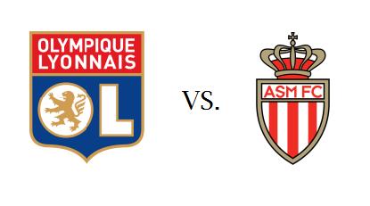 Monaco Vs Olympique Lyonnais