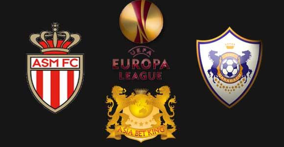 Monaco Vs Qarabag