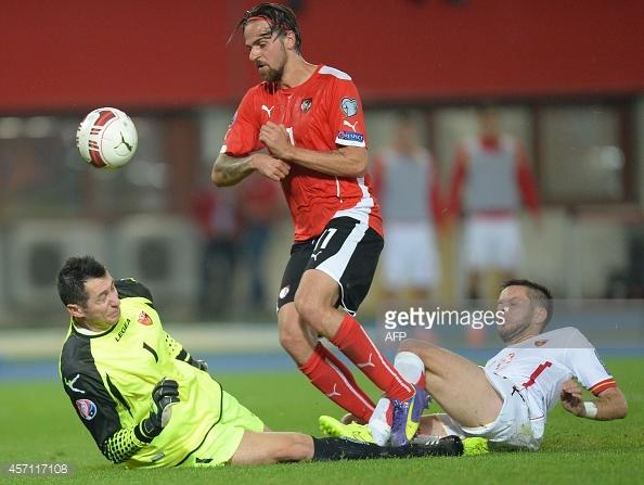 Montenegro Vs Austria Euro Qualifying