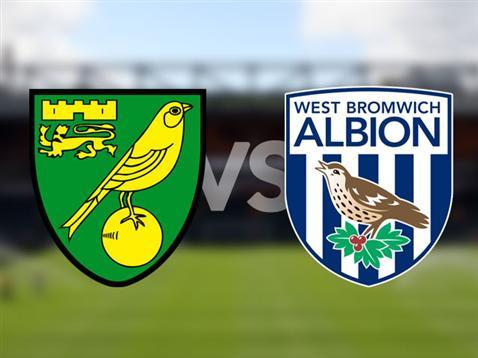 Norwich City Vs West Brom